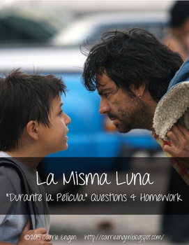 La Misma Luna/Under the Same Moon Mini-Teaching Guide