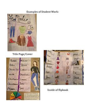 La Mode - French Fashion Unit