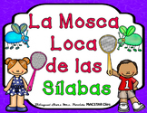 Juego de La Mosca Loca de las Silabas - The Crazy Fly of theSpanishSyllablesGame