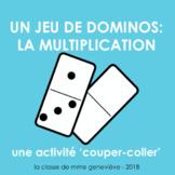 La Multiplication : un jeu de dominos