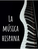 La Música Hispana - Student Information Packet for Hispani