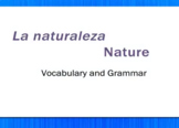 La Naturaleza - Nature - Review Video Tutorial