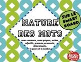 French Grammar / La Grammaire / Mots fréquents// Leçon sur Notebook