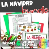 La Navidad Bundle! (Christmas-Themed Bundle)