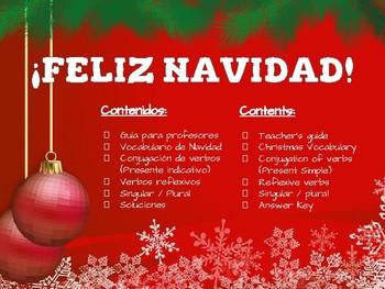 La Navidad - Christmas Time!