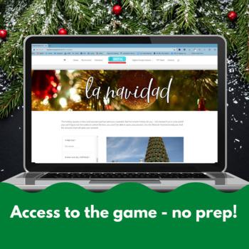 La Navidad - Digital Escape Game