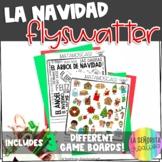 La Navidad Matamoscas Game - Christmas Flyswatter
