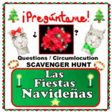 LA NAVIDAD - Questions, Vocabulary, & Spanish Christmas Ac