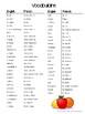 La Nourriture - French Food Vocabulary Activities and Quiz (Grade 4-7)