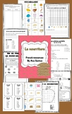 La Nourriture- French activities