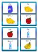 La Nourriture J'ai/Qui a? Card Game- French Food Vocabulary