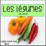 """Les Légumes - Jeu """"J''ai...Qui a...?"""""""