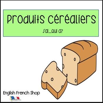 "French Grains Food Jeu ""j'ai...qui a...?"""