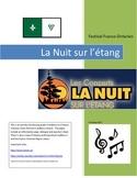 La Nuit Sur L'Etang franco-ontarien festival french activi