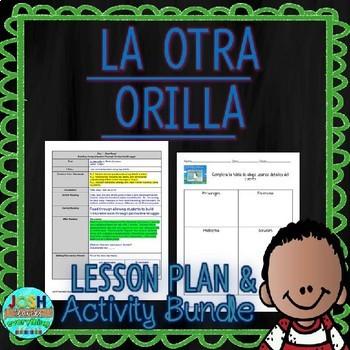 La Otra Orilla by Marta Carrasco 4-5 Day Lesson Plan
