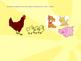La Pequena Gallina Roja- Red Hen TPRS story- Powerpoint