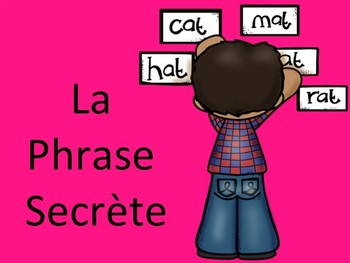 La Phrase Secrète GAME