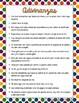 La Poesia & Recursos Literarios - Spanish Poetry & literary device practice