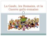La Gaule, Vercingétorix, et la Conquête Romaine Powerpoint