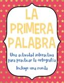 La Primera Palabra - Spanish Center
