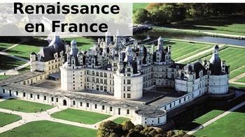 """Trésors du Temps, Cinquième Etape: """"La Renaissance en France"""" PREVIEW"""