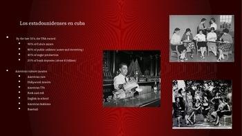 La Revolucion Cubana (The Cuban Revolution)
