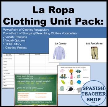 La Ropa : Clothing Unit pack