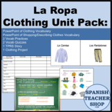 La Ropa : Clothing Unit pack