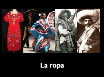 La Ropa - Spanish Clothing and Stem-Change Verbs (E to IE) week unit