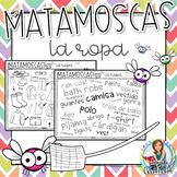 La Ropa y Los Accesorios Matamoscas (Flyswatter) Game