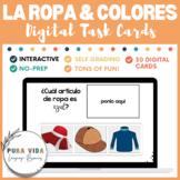 La Ropa y Los Colores (Spanish Clothing & Colors) | Digita