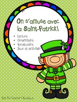 La Saint-Patrick