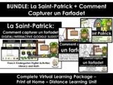 La Saint-Patrick BUNDLE - Unit + Google Slides™ + Colour by Number + Mur de Mots