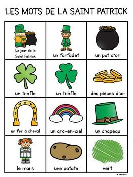 La Saint Patrick Des Activitiés Pour La Maternelle