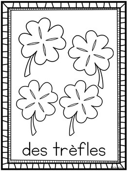 Saint-Patrick Coloring Pages à Colorier