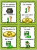 """La Saint-Patrick - jeu """"j'ai... qui a....?"""" - French St. Patrick's Day"""