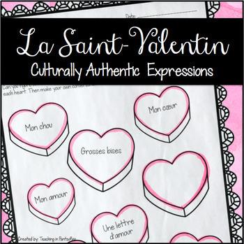 La Saint-Valentin Expressions