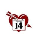 La Saint-Valentin Flash Cards