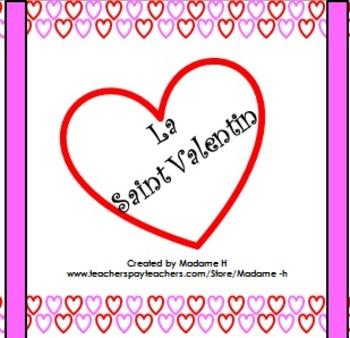 La Saint Valentin:  Les Activités
