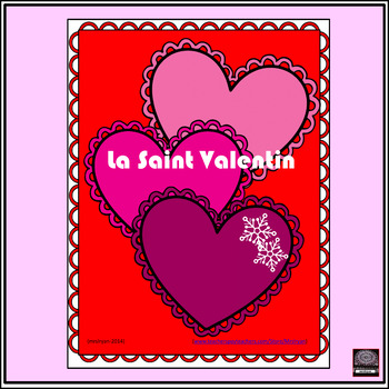 La Saint-Valentin - On s'amuse en classe - Valentine's Day
