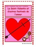 La Saint-Valentin et d'autre festivals de l'amour