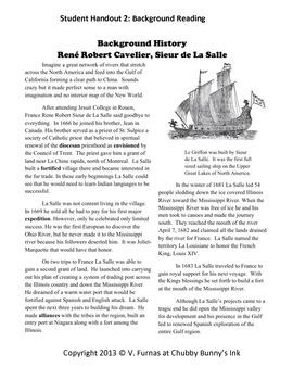 La Salle- Expository Essay