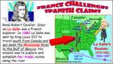 La Salle: France Challenges Spain's Claim to Texas