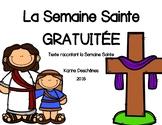 La Semaine Sainte-Lecture