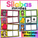 La Sílaba Inicial - Beginning Syllable Centers in Spanish