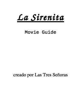 La Sirenita/The Little Mermaid Movie Guide