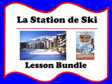 La Station de Ski - Les Sports d'hiver - Bundle (French winter sports)