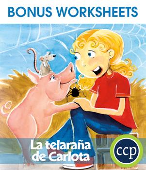 La Telaraña de Carlota - Kit de Literatura Gr. 3-4 - BONIFICACION