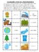 La Terre et L'Environnement - French Earth Day Vocab Pack (Gr. 4-7)