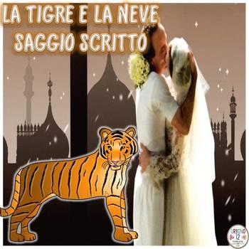 La Tigre e La Neve Saggio Scritto